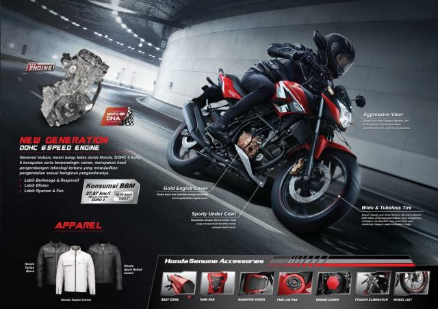 accesories-cb150r