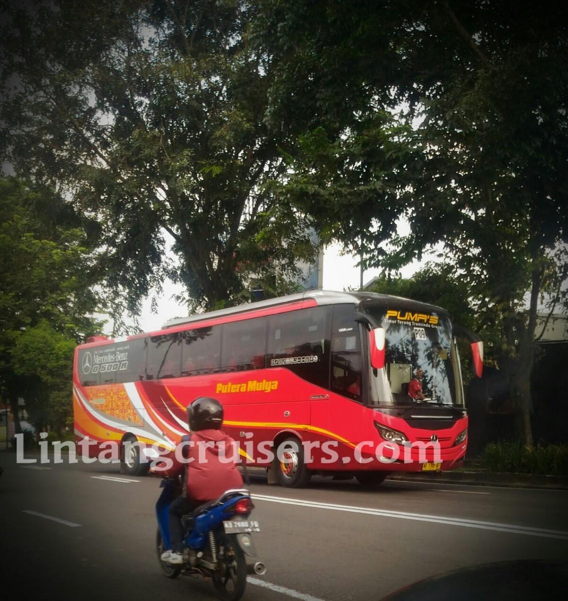 Pesan tiket PO Putera Mulya untuk arus balik 2018 dari sekarang,lebih nyaman serta terhindar dari kehabisan tiket brad's